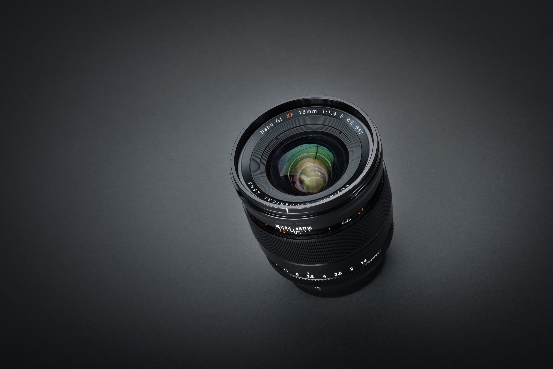 Fujinon XF16mm 1.4 R WR